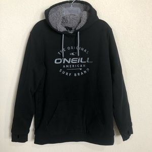 O'Neill Super Plush Pullover Graphic Hoodie  NWOT